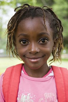 Child from Tsumeb, Namibia...by Narue-Marthe Gagnon