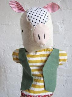 piggy puppet