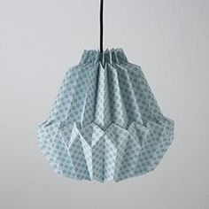 Abat-jour origami SHIMA La Redoute Interieurs - Luminaire enfant