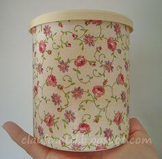 recycle, handmade, decoupagem