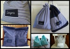 5 types of travel lingerie bags, choose your style!