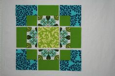 Antique Tile Block by sonnetofthemoon, via Flickr #july #metaquilter