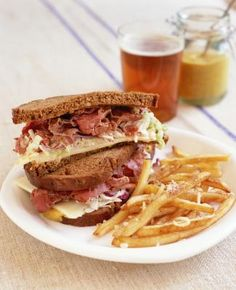 "RUBIN'S KOSHER DELICATESSEN Deliciious Highlights: Corned Beef, Pastrami, Matzah Ball Soup, Potato Latke."" 500 Harvard St.  Brookline MA United States 02446"