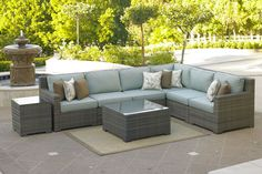 Winter Patio Furniture Care