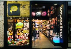 More of a novelty story, this funky design store was founded in the 1990's and has become a full-fledged chain with over 160 stores across the country.