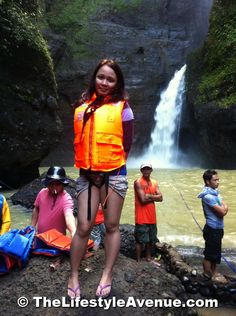 Pueblo El Savador Nature's Park and Picnic Grove is in Cavinti, Laguna, Philippines. The highlight of the place is the Cavinti Falls or Pagsanjan Falls.
