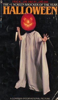 Halloween - movie tie-in book