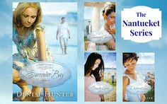 ACFW Auction item 'The Nantucket Series (4 books) By Denise Hunter' ~ A romantic 4-book collection set on the beautiful island of Nantucket, by bestselling author Denise Hunter.