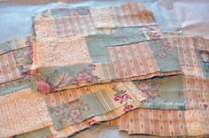 Disappearing 9 Patch quilting block tutorial