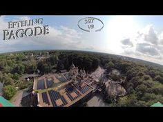 Efteling 2019 Pagode 360 VR POV Onride Vr, Paris Skyline, Travel, Viajes, Trips, Traveling, Tourism, Vacations