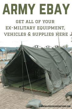 Army eBay