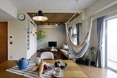 No.0401 こどもと楽しめるインドアガーデン、爽やかなカフェ空間。(マンション) | リフォーム・マンションリフォームならLOHAS studio(ロハススタジオ) presented by OKUTA(オクタ)