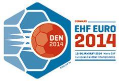 Official Logo - 2014 Mens EURO EHF European Handball Championship