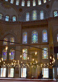 vitrais turquia