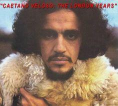 Caetano Veloso. The London Years.