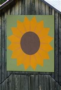 Sun flower barn