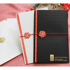 【結華】結婚式招待状手作りキット