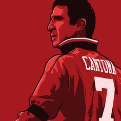 King Cantona 👑🔴⚫️