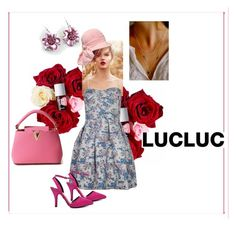 """""""lucluc I/1"""" by nihada-niky ❤ liked on Polyvore featuring Yves Saint Laurent"""