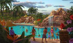 Member Sales for Disney's Polynesian Villas & Bungalows to Begin January 12, 2015!