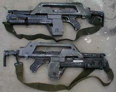 M-41/A Pulse Rifle
