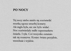 In Other Words, Some Words, Poem Quotes, Poems, Polish Language, Quote Aesthetic, Breakup, Quotations, Self