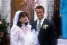 Maria Shriver & ex-husband, Arnold Schwarzenegger - An affair with a housekeeper! A love child! The Governator and his wife couldn't have ended their 28-year marriage amid more scandal if they tried.