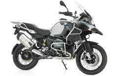 BMW R1200 GS Adventure 2015 DualSport Touring Motorcycle