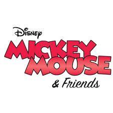 #mickeymouseandfriends #logo #animation #disney #cartoons #mickeymouse