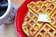 French toast waffles...Duh!