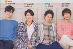 Kat-tun - and then there were four...:(