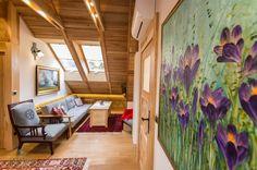 Willa Tatiana folk - Apartamenty Zakopane