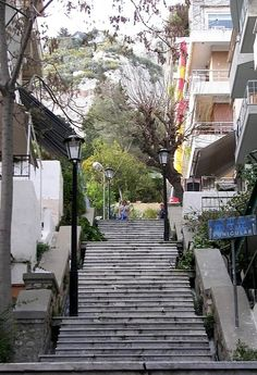Lycabettus ~ Athens, Greece
