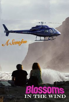 Jade and Salty watch as the helicopter arrives on the remote beach where a body is found. Jade, Remote, Novels, Author, Watch, Movie Posters, Clock, Bracelet Watch, Film Poster