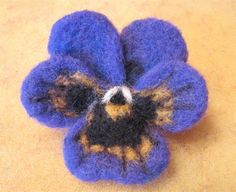 I hope you enjoy using this tutorial. If you are unfamiliar with needle felting, please visit the needle felting primer I have written. As with all forms of craft, there are many ways to accompl…