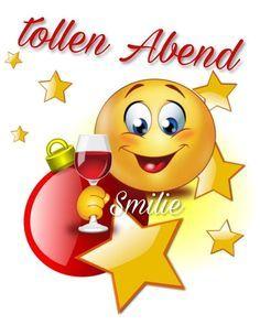 Smiley guten abend gute nacht