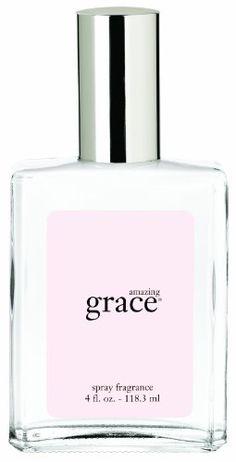 Philosophy Amazing Grace Spray Fragrance, 4-Fluid Ounce - http://www.theperfume.org/philosophy-amazing-grace-spray-fragrance-4-fluid-ounce/