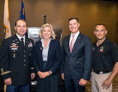 The Cosmopolitan of Las Vegas Hosts Military Leaders for the U.S. Army's Partnership for Youth Success Signing Ceremony Oct. 27 (Photo credit: © Jeff Ragazzo / Kabik Photo Group / www.KabikPhotoGroup.com).