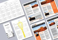 InDesign to Word templates for menus and newsletters - Cordestra Newsletter Design Templates, Word Templates, Tent Cards, Weekly Planner, Sample Resume, Menu, Lettering, Words, Layouts