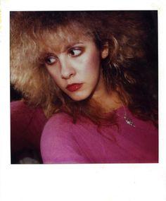 Stevie Nicks, Polaroid Self Portraits