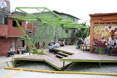 """Galeria - Como o projeto """"Espaços de Paz"""" está transformando os espaços comunitários na Venezuela - 261"""