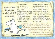 Moomin 47-60062 | Muumipeikon suklaamuffinssit | Marja | Flickr