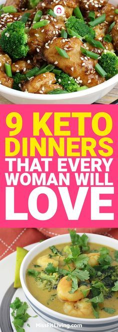 The keto diet is awesome because there are so many great meals you can make with it. Here are 9 of my favorite keto dinners.