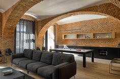 Completed in 2016 in Slovenia. Images by Matej Lozar. . The apartment in the historical core of Maribor reveals the architectural beauty of the cities built at the end of the 19th century. Sometimes it...
