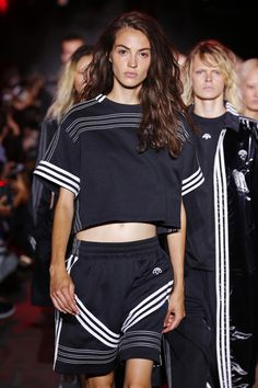 adidas Originals x Alexander Wang | Ready-to-Wear Spring 2017