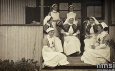 A total of 1.6 million British servicemen were wounded in the course of the First World War. In 1914, there were two uniformed nursing organisations open to British women; the First Aid Nursing Yeomanry (FANY) and the Voluntary Aid Detachments (VAD). Initially the British Army would not allow women nurses to serve at the front, but by 1915, volunteers over the age of 23 were permitted to serve at field hospitals on the Western Front as well as in Mesopotamia and Gallipolli. In addition to…
