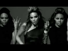 Single Ladies (Put A Ring On It) - Beyonce.  A fun, girly song with a special dance.