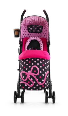 Cosatto | SUPA | Stroller  | Bow How ....Polka Dotty galore