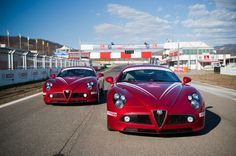 We can dream. Driving Courses, Alfa Romeo 8c, Love Car, Cool Cars, Classic Cars, Automobile, Sport, Motorcycles, Wheels
