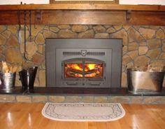 Jotul Wood Insert Dream Home Pinterest Wood Insert Fireplace Inserts And Woods